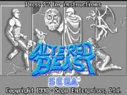 Altered Beast on Msdos