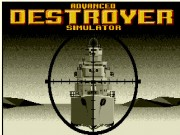 Advanced Destroyer Simulator Game