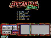 African Trail Simulator