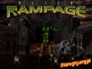 Alien Rampage game