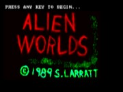 Alien Worlds game
