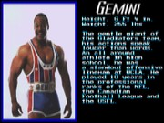 American Gladiators on Msdos
