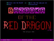 Bazooka of the Red Dragon