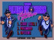 Blues Brothers on Msdos Game