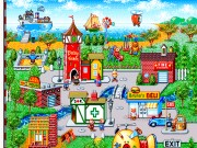 Richard Scarry's BusyTown Game
