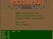 Landscrape - Design Landscape Boards for CAMPAIGN Game