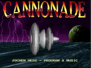 Cannonade Game