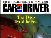 Car and Driver Game