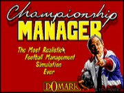 Championship Manager Game