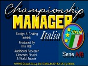 Championship Manager Italia Game