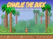 Charlie the Duck on Msdos Game