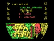 Choy-Lee-Fut Kung-Fu Warrior