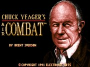 Chuck Yeagers Air Combat Game