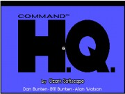 Command HQ Game