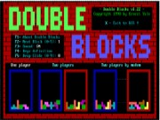 Double Blocks