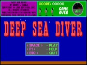 Deep Sea Diver game