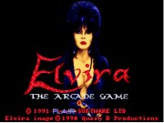 Elvira - The Arcade Game
