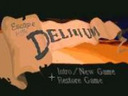 Escape from Delirium