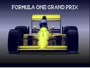Formula One Grand Prix Game