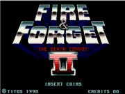 Fire & Forget 2 Game