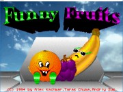 Funny Fruits Game