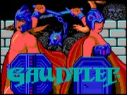 Gauntlet on Msdos