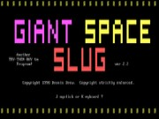 Giant Space Slug