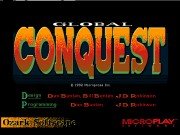 Global Conquest game