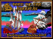 Gold of the Americas - The Conquest of the New World game