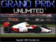 Grand Prix Unlimited Game