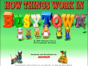 How Things Work in Busytown Game