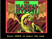 The Hobbit on Msdos