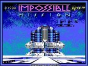 Impossible Mission 2 Game
