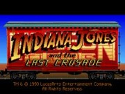 Indiana Jones and the Last Crusade on Msdos game