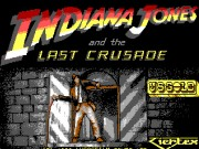 Indiana Jones and the Last Crusade - The Action Game 1989