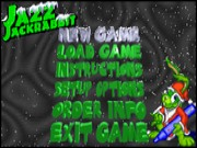 Jazz Jackrabbit - Holiday Hare 1994 Game