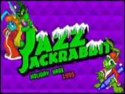 Jazz Jackrabbit - Holiday Hare 1995 Game