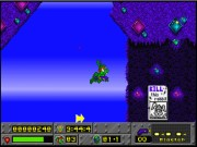 Jazz Jackrabbit on Msdos Game
