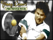 Jimmy Connors Pro Tennis Tour on Msdos