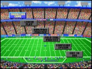 Joe Montana Football on Msdos Game