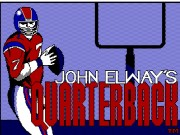 John Elways Quarterback Game