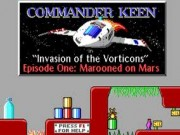 Commander Keen 1: Marooned on Mars (Invasion of the Vorticons) Game