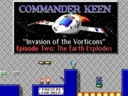 Commander Keen 2 : The Earth Explodes Game