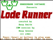 Load Runner (Lode Runner) Game