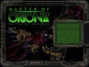 Master of Orion II: Battle at Antares Game