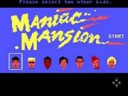 Maniac Mansion on Msdos game