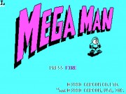 Mega Man on Msdos Game