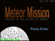 Meteor Mission