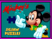 Mickey's Jigsaw Puzzles Game
