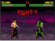 Mortal Kombat 2 Demo Game